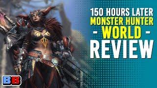 Monster Hunter World Review   150 Hours Later   Backlog Battle