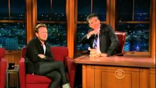 vuclip Late Late Show with Craig Ferguson 11/6/2009 Ewan McGregor, Anthony Zuiker, Regina Spektor