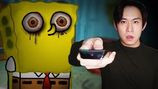 深入Spongebob海綿寶寶黑暗一面