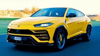 The Lamborghini Urus tested on-road (and off) | Top Gear
