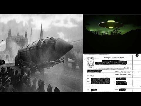 Declassified file sheds light on Soviet era UFO