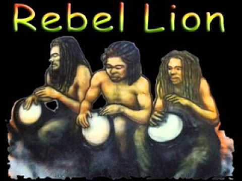 Rebel Lion - Chatty Chatty Mouth