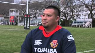 My Rugby Wolrd Cup Stories 第81回 湯原祐希
