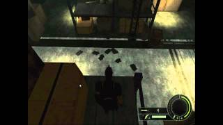 [PS2/HD] Splinter Cell Double Agent - JBA Headquaters - Part One (PCSX2)