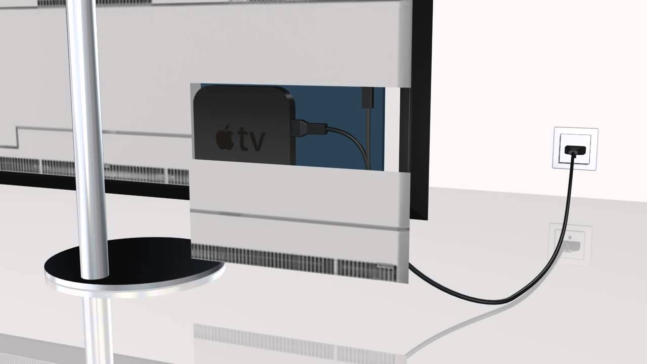 bosscon y 230 cable for bang olufsen and apple tv youtube. Black Bedroom Furniture Sets. Home Design Ideas