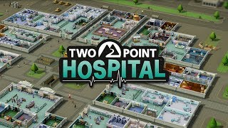 Buduje szpital - Two Point Hospital
