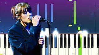 Sasha Sloan - Older (Piano Tutorial)