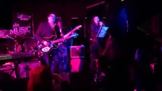 "Rebeka Satler & The Mike Sponza Band - ""The Thin Line"""