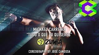 Mickael Carreira - Tudo o que tu quiseres (Coreografia Zumba por José Canossa)
