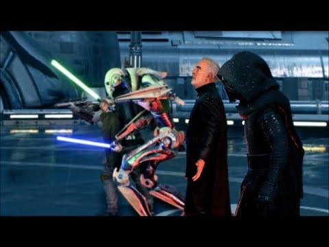 Star Wars Battlefront 2 Heroes Vs Villains 667 Kylo Ren MVP Dominance thumbnail