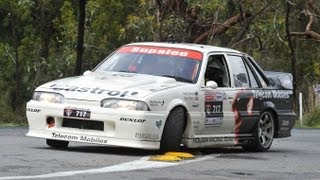 Hunter Holden VL Walkinshaw: Targa Adelaide 2012 Highlights