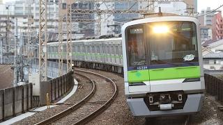 ラストラン! 都営新宿線10-300R形 京王多摩川駅停車