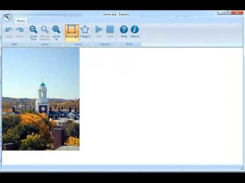 Erase objects from digital photos using Inpaint 2.4
