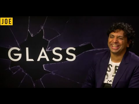 M. Night Shyamalan talks about Glass, sequels, and THAT shot