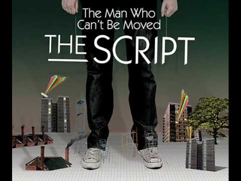 The Script:The Man Who Cant Be Moved Lyrics