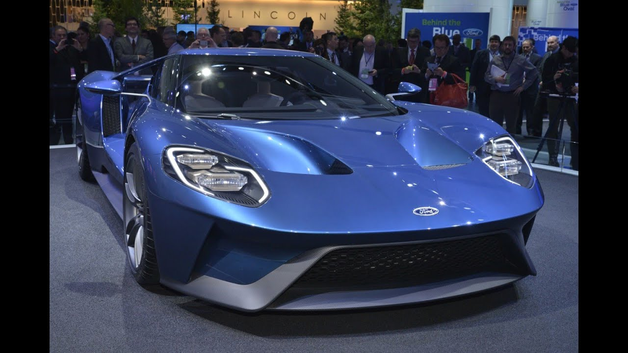 What Do I Think Of The 2017 Ford Gt Youtube