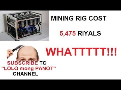 Assembling Mining Rig in Saudi Arabia