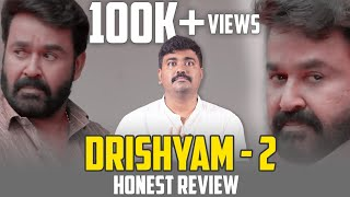 DRISHYAM 2 Review in Tamil | Mohanlal| Jeethu Joseph| cinema kichdy