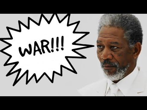 God declares war on Russia!