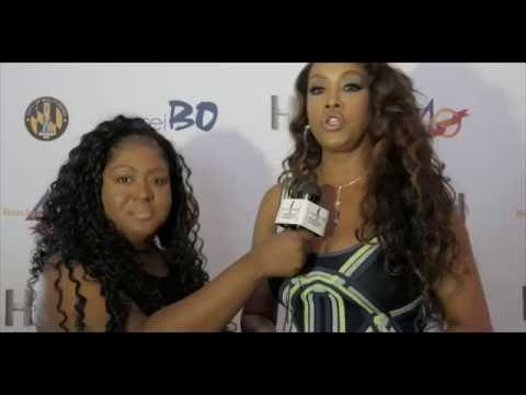 Vivica A. Fox talks joining The Academy of Motion Pictures Arts and Sciences