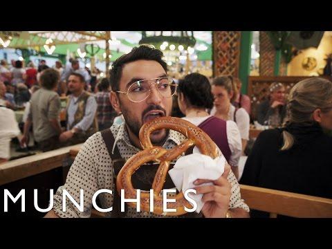 Pork Knuckles and Weisswurst: MUNCHIES Presents Oktoberfest
