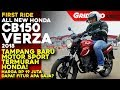 All New Honda CB150 Verza | First Ride Review | GridOto