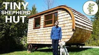 Tour Of Modern Shepherd Hut Built By Güte - A Great Tiny House Alternative