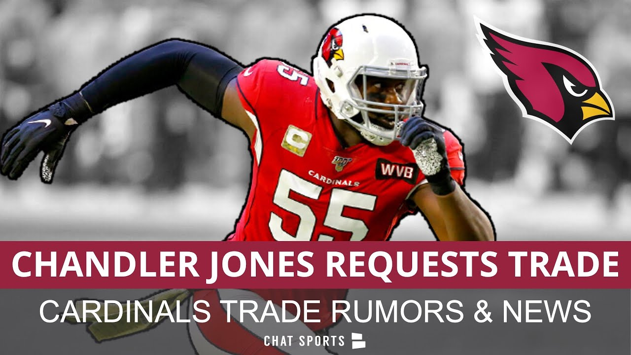 Why the Arizona Cardinals should trade Chandler Jones