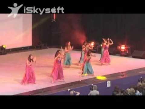 Minila Shah & Bollywood Grooves at Move It 2010