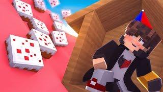Minecraft: DESAFIO DA BASE 100% SEGURA CONTRA TSUNAMI DE BOLO ‹ JUAUM ›