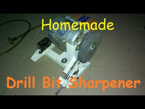 Drill Bit Sharpener Youtube
