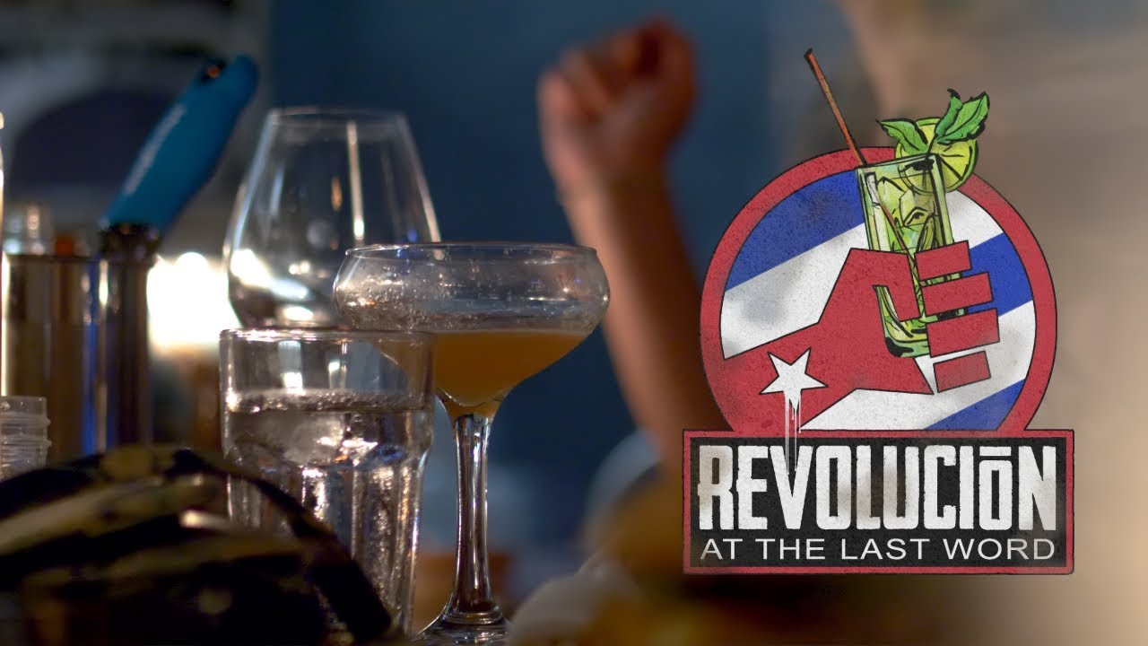 Revolución at The Last Word