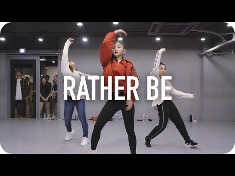 Rather Be - Clean Bandit / Yoojung Lee Choreography