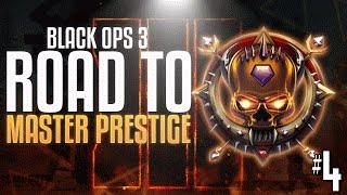 """THE SNIPER SHOT!"" - Black Ops 3 Road To Master Prestige #4 (BO3 ICR-1 ""REDWOOD"" MULTIPLAYER)"