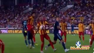 Islam Slimani Vs Yeni Malatyaspor - كل مافعله إسلام سليماني ضد ينيه مالطيه سبور