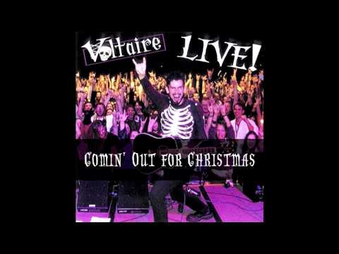 Voltaire - Comin' Out for Christmas OFFICIAL