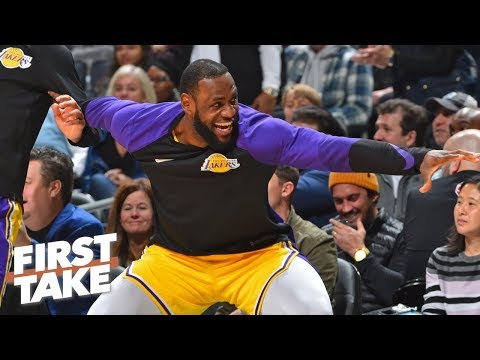 A LeBron James that believes in himself is a scary thought - Jay Williams | First Take
