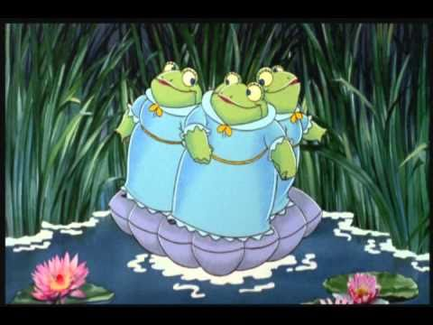 Rupert And The Frog Song - We All Stand Together