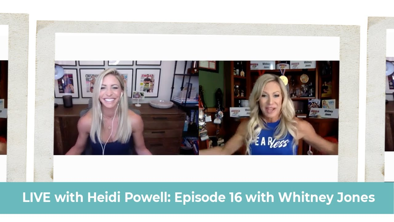 NO EXCUSES! Ms. Fitness Int'l. On Overcoming Obstacles & Living Your BEST Life Against All Odds!