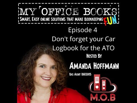 Episode 4 Keeping a Car Log Book for the Australia Taxation Office