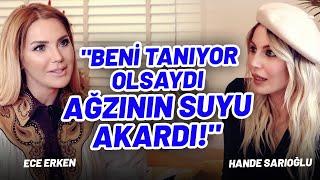 Türkiyenin Günlerce Konuştuğu Olay Kadın Hande Sarıoğlu Yaşananları Anlattı  Ece Erken