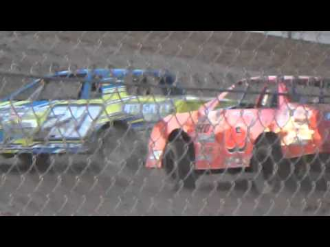 Ark La Tex Speedway Cajun Classic factory stock hot laps 3 friday night