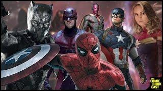 Avengers Infinity War FULL CAST List Revealed Speculation