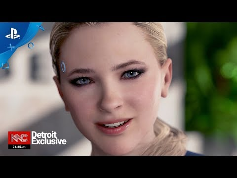 Detroit: Become Human - Shorts: Chloe | PS4