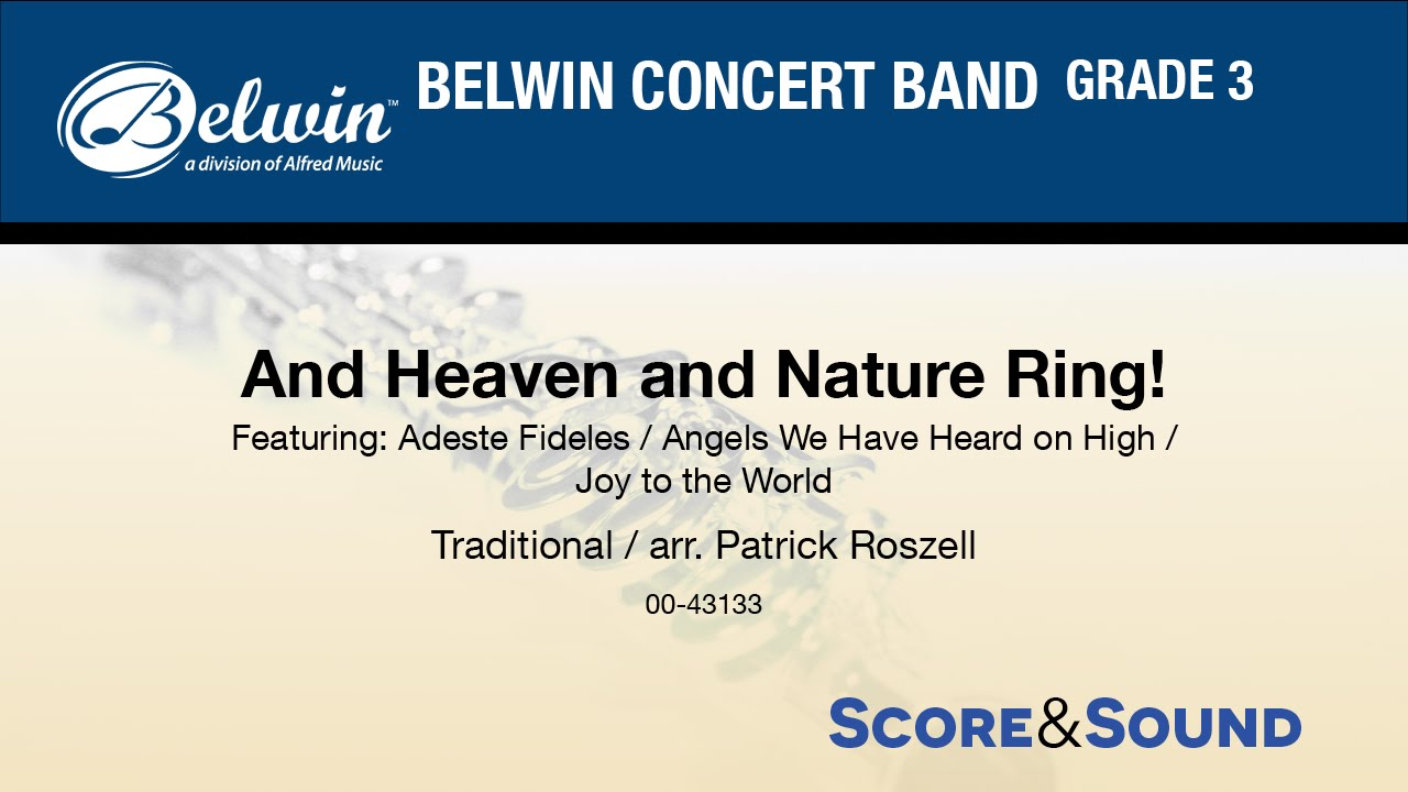 Heaven Nature Ring Roszell