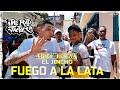 [THE RAP FACTOR]VIDEO RESEÑA: EL JINCHO - FUEGO A LA LATA