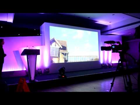 Touch FM' Pride of Stratford Awards - End of Night Video