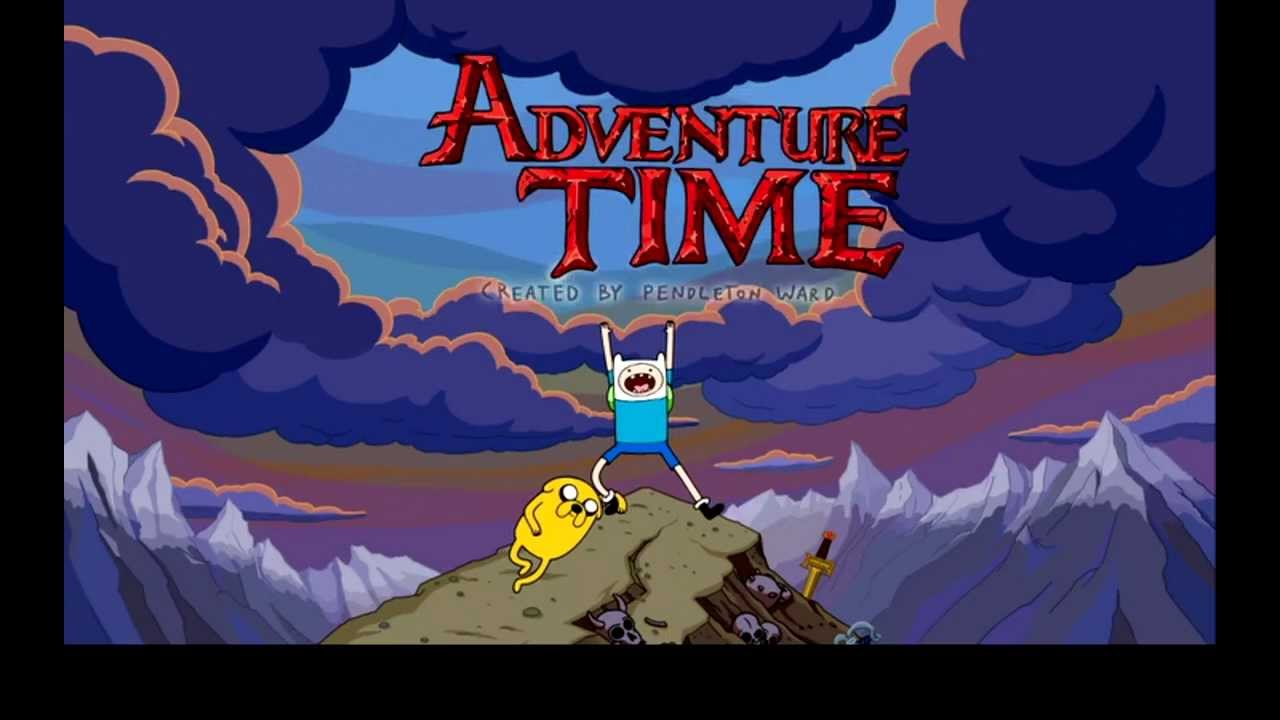 Adventure Time Deutsch Stream