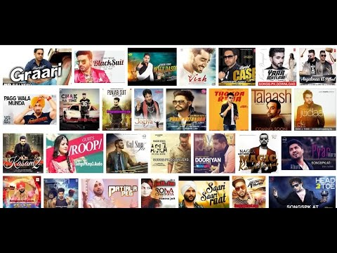Top 50 New Punjabi Songs mix Mp3 Download Latest Punjabi 2016