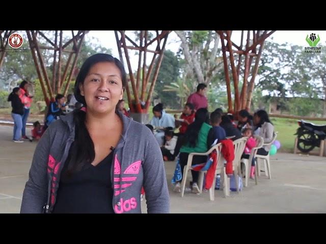 Familias con Bienestar Para la Paz - Experiencias - Cauca